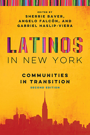 Book Latinos in New York book 2017