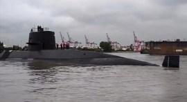 Sigue búsqueda de submarino argentino