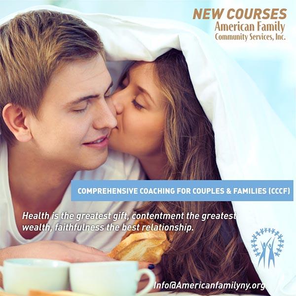 Consejería para parejas y familias en el American Family (en inglés y español)