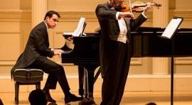 Músicos ecuatorianos atrapan la audiencia en el Carnegie Hall de Manhattan
