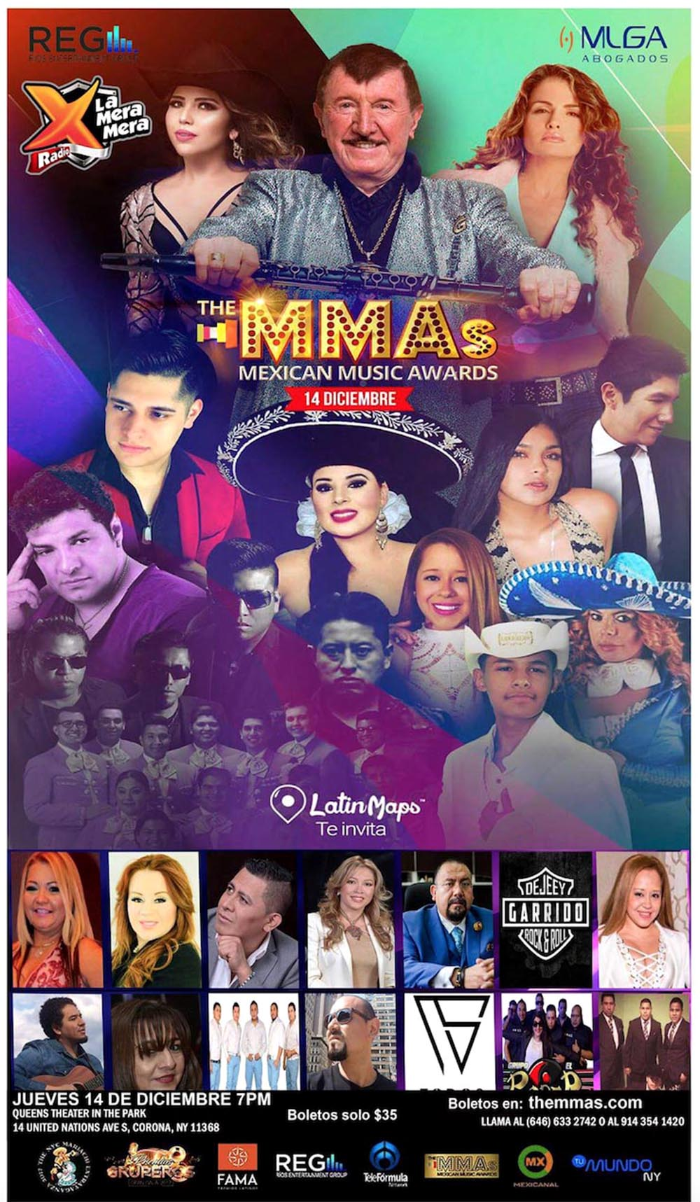 Mexican Music Awards 2017 1