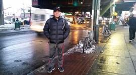 El obrero Teodoro Mendoza construye sueños en Nueva York