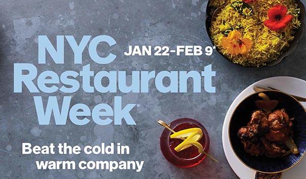 Gastronomía latina en Semana de los Restaurantes de Nueva York del 22 de enero al 9 de febrero