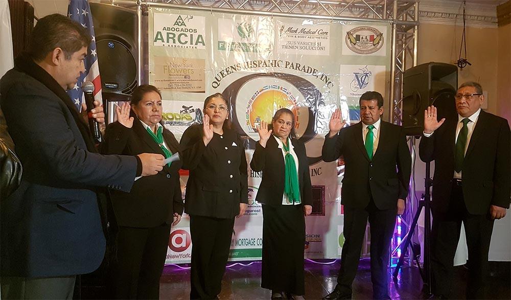 Desfile Hispano de Queens con nueva directiva