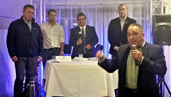 Candidatos colombianos al Congreso de Colombia en NY