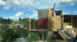NYC Carpenters Union Helps to Re-Build Puerto Rico