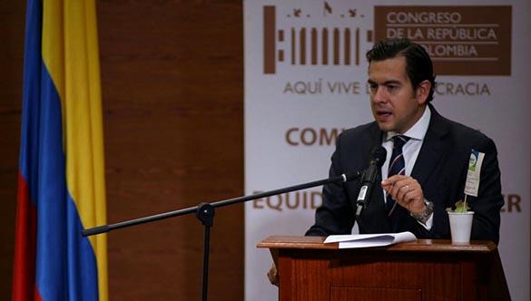 Rodrigo Lara al Senado de Colombia: recio y humano