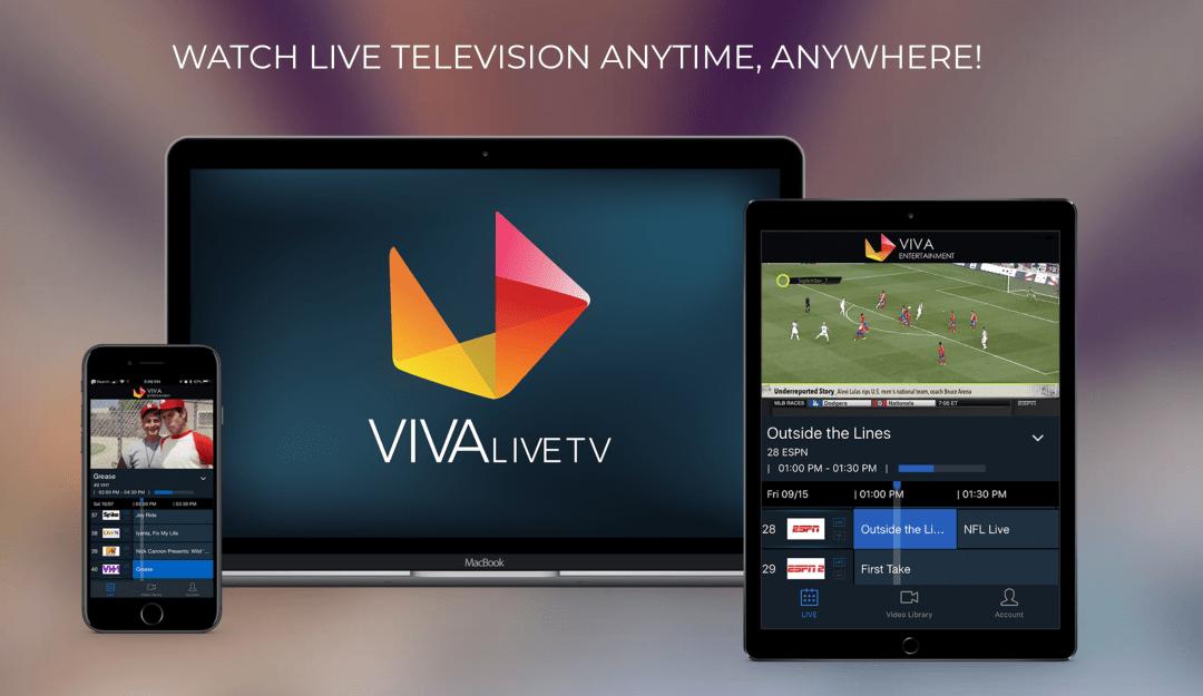VivaLive net