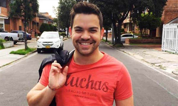 Nuevo congresista colombiano Juan David Vélez es gay