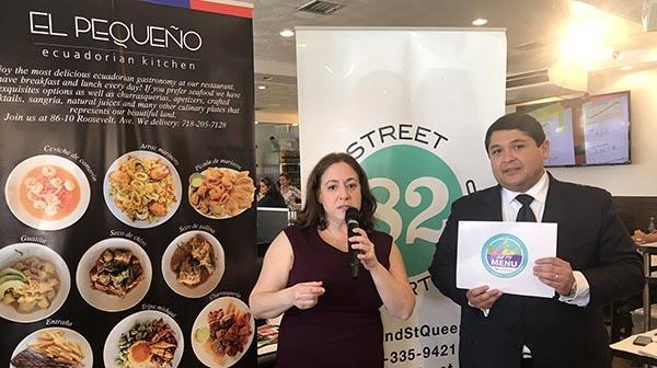 Restaurantes de Queens con opción saludable Get Fit