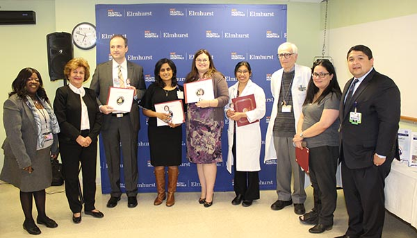 NYC Health + Hospitals/Elmhurst Celebrates Its Physicians