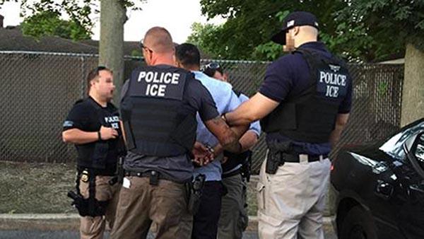 La Migra aumenta arrestos a inmigrantes indocumentados