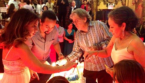 Lin-Manuel Miranda & Family Grant $50,000 to Repertorio Español