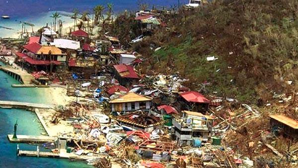 Huracá María deja 4,600 muertos en Puerto Rico