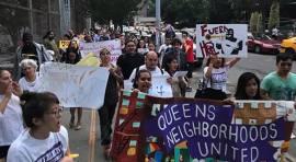Barrios Unidos de Queens ataca a concejal Francisco Moya