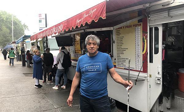 Camioneros ecuatorianos reciben multas sin sentido