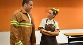 La Micro Theater estrena 'La Cantante Calva en el McDonald's'