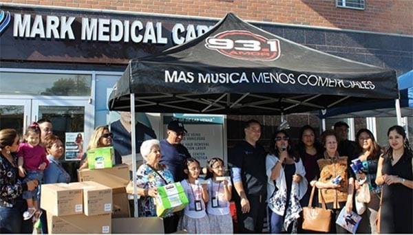 Mark Medical Care ayuda a damnificados en Guatemala