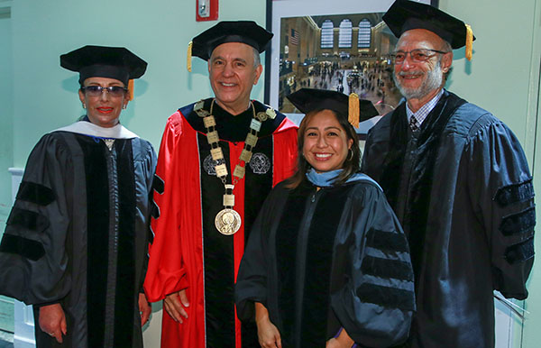 Queens College's 94th Commencement Ceremony