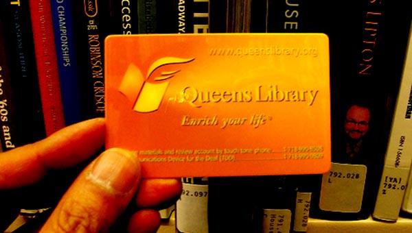 Tarjeta de biblioteca para ingresar gratis a museos y más
