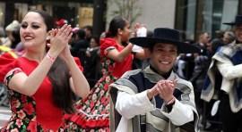 Desfile de la Hispanidad en Nueva York por la mujer