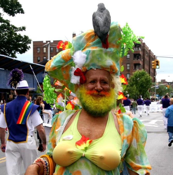 Muere 'Ms. Colombia', 'El Paisa' o 'La Loca' de Queens