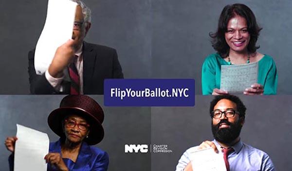 Este martes 6 de noviembre da vuelta a tu boleta de votación