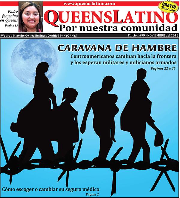 Caravana de hondureños huye de la miseria