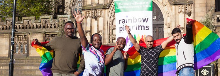 Rainbow Pilgrims: The Rites and Passages of LGBTQI Migrants in Britain