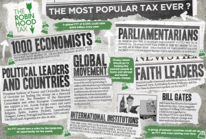 Robin Hood Tax headlines