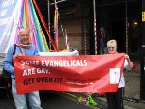 Some Evangelicals Are Gay, Get Over It