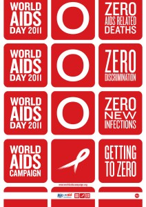 Getting HIV To Zero - zero AIDS-related deaths, zero discrimination, zero new infections