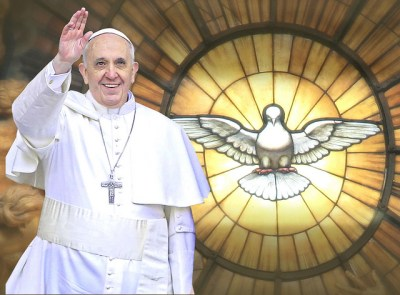 Pope Francis, Holy Spirit