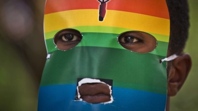 anonymous gay African