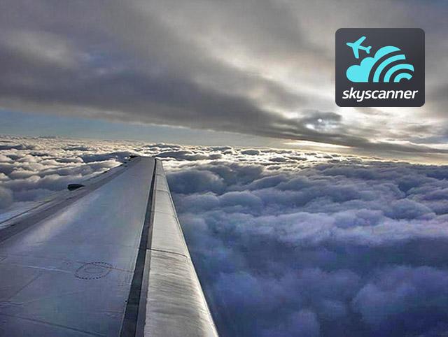 Skyscanner: Tutorial definitivo. Vuelos baratos