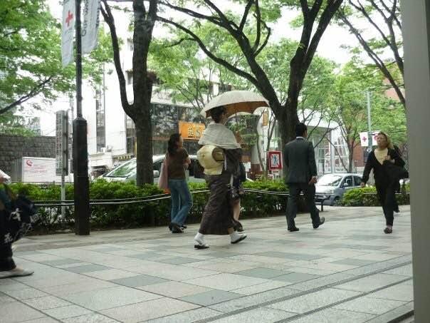 Omotesando, en Harajuku