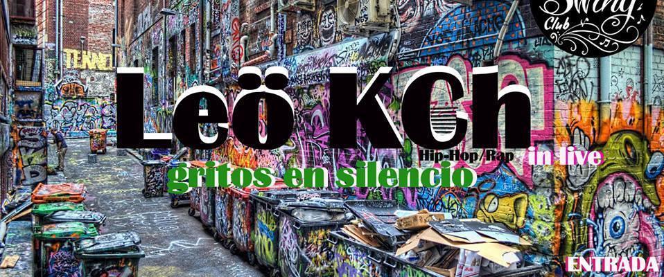 Leo KCH gritos en silencio