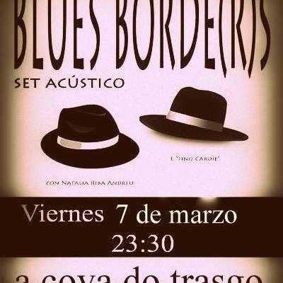 blues borders