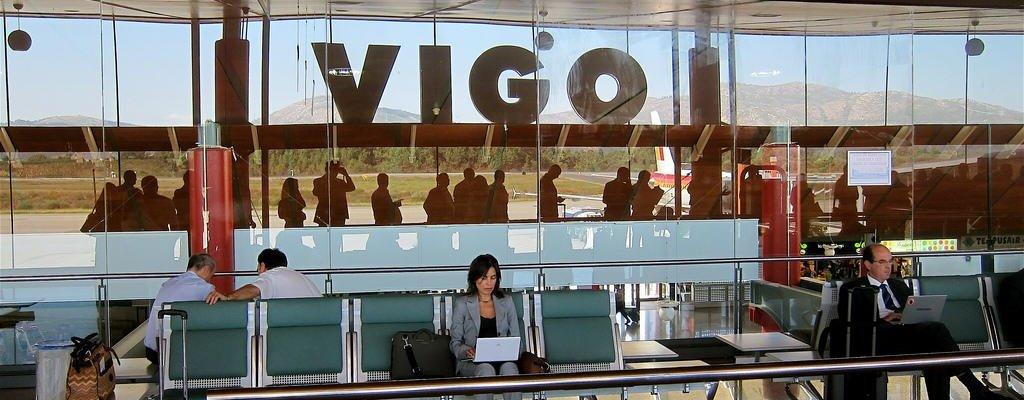 Aeropuerto Peinador de Vigo