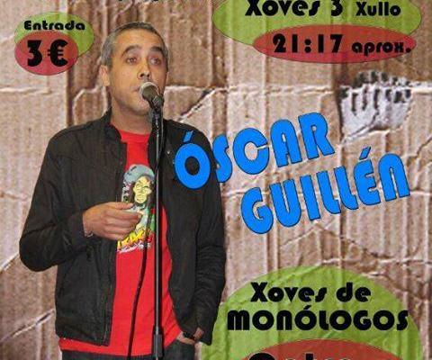 Monologo vigo Julio