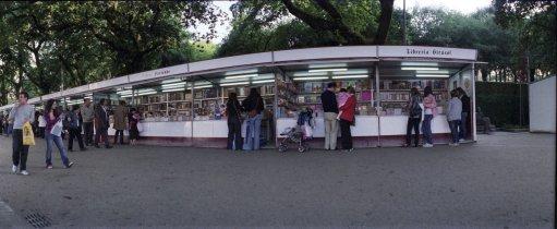 La Feria del Libro Antiguo y de Ocasión