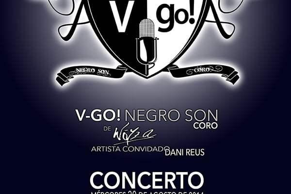 cartel V-Go! concerto 20agosto p