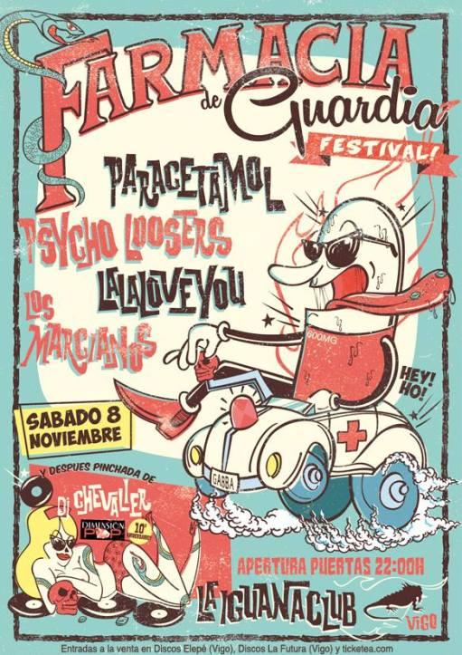 Farmacia de Guardia Festival 2014