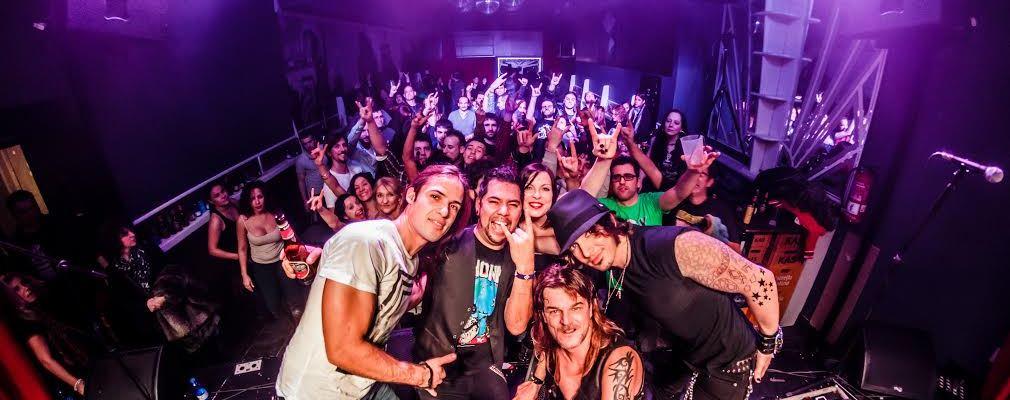 3º aniversario Los Cacikes @ Sala Máster Club