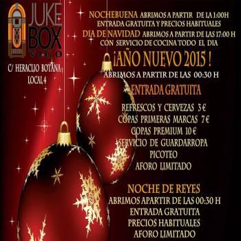 Fin de año lowcost Juke Box Vigo