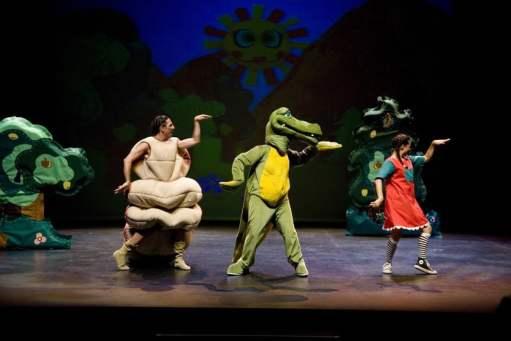 La Varita Mágica, el musical