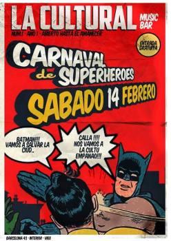 Carnaval en Vigo