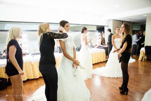 Desfile 4º wedding party Hotel Olympia
