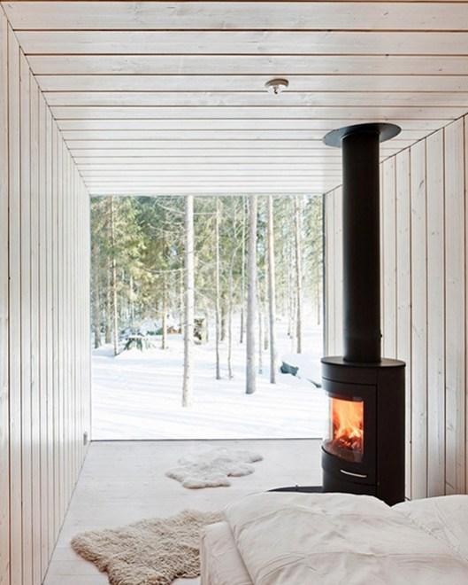 Dormitorio minimalista