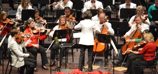 San Antonio Symphony Holiday Pops - Photo courtesy of Paul Salazar
